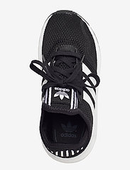 adidas Originals - SWIFT RUN X C - niedriger schnitt - cblack/ftwwht/cblack - 3