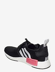 adidas Originals - NMD_R1 W - laag sneakers - cblack/ftwwht/hazros - 2