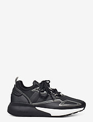 adidas Originals - ZX 2K BOOST W - lage sneakers - cblack/cblack/ftwwht - 1