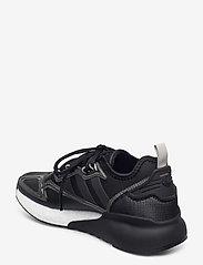 adidas Originals - ZX 2K BOOST W - lage sneakers - cblack/cblack/ftwwht - 2