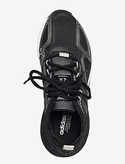 adidas Originals - ZX 2K BOOST W - lage sneakers - cblack/cblack/ftwwht - 3