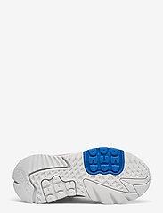 adidas Originals - NITE JOGGER W - chunky sneaker - crywht/silvmt/globlu - 4