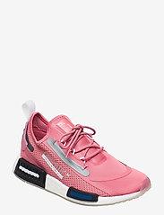 adidas Originals - NMD_R1 SPECTOO W - sneakers - hazros/hazros/cblack - 0