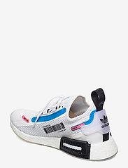adidas Originals - NMD_R1 SPECTOO W - sneakers - ftwwht/ftwwht/cblack - 2