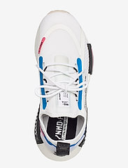 adidas Originals - NMD_R1 SPECTOO W - sneakers - ftwwht/ftwwht/cblack - 3