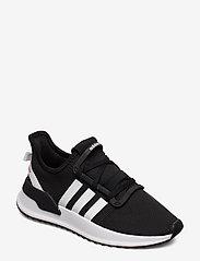 adidas Originals - U_Path Run - niedriger schnitt - cblack/ftwwht/shored - 0