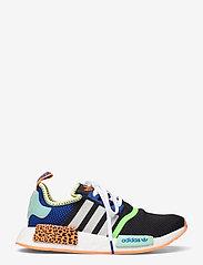 adidas Originals - NMD_R1 - laag sneakers - cblack/ftwwht/scrora - 1