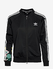 adidas Originals - TRACKTOP - svetarit - black - 1