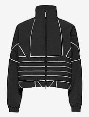 adidas Originals - LRG LOGO TT - kurtki sportowe - black/white - 0