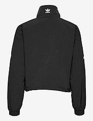 adidas Originals - LRG LOGO TT - kurtki sportowe - black/white - 1