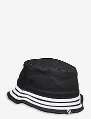 adidas Originals - VELVET BUCKET - bucket hats - black/mgsogr - 1
