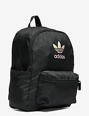adidas Originals - SMALL AC BL BP - trainingstassen - black - 2
