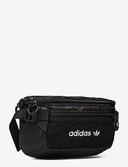 adidas Originals - PE WAISTBAG L - vyölaukut - black/white - 2