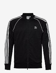 adidas Originals - Adicolor Classics Primeblue SST Track Jacket - basic sweatshirts - black/white - 1