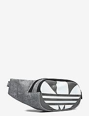 adidas Originals - ESSENTIAL WAIST - vyölaukut - black/white - 2