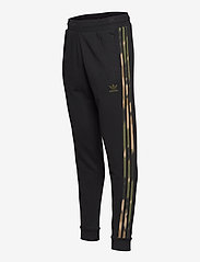 adidas Originals - Camo Stripes Sweat Pants - treenihousut - black/wilpin/multco - 2