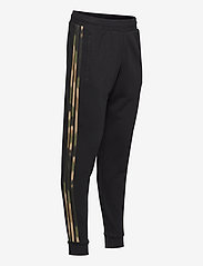 adidas Originals - Camo Stripes Sweat Pants - treenihousut - black/wilpin/multco - 3