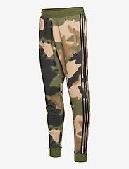 adidas Originals - Camo Sweat Pants - treenihousut - wilpin/multco/black - 2