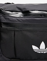 adidas Originals - ADV WAISTBAG L - midjeveske - black/white - 3