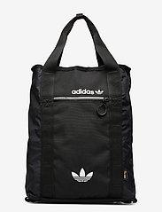 adidas Originals - ADV TOTE - treenikassit - black/white - 0