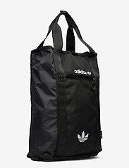 adidas Originals - ADV TOTE - treenikassit - black/white - 2
