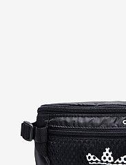 adidas Originals - Adventure Waist Bag Small - vyölaukut - black/white - 3