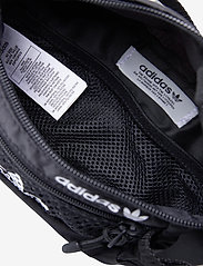 adidas Originals - Adventure Waist Bag Small - vyölaukut - black/white - 4