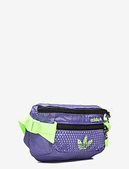 adidas Originals - ADV WAISTBAG S - midjeveske - purple/black/siggnr - 2