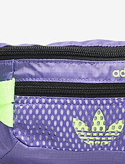 adidas Originals - ADV WAISTBAG S - midjeveske - purple/black/siggnr - 3