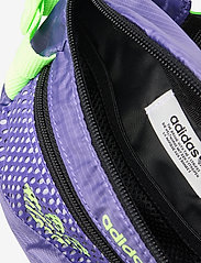 adidas Originals - ADV WAISTBAG S - vyölaukut - purple/black/siggnr - 4