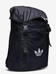 adidas Originals - ADV TOPLOADER S - treenikassit - black/white - 2