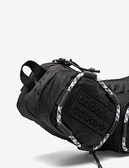 adidas Originals - R.Y.V. Sling Pack - vyölaukut - dgsogr/white/black - 3