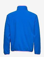 adidas Originals - Adventure Polar Fleece Half-Zip Sweatshirt - podstawowe bluzy - globlu - 2