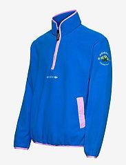 adidas Originals - Adventure Polar Fleece Half-Zip Sweatshirt - podstawowe bluzy - globlu - 3