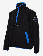 adidas Originals - Adventure Polar Fleece Half-Zip Sweatshirt - basic-sweatshirts - black - 3