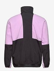 adidas Originals - Adventure Polar Fleece Colorblock Half-Zip Jacket - basic-sweatshirts - clelil/black - 2