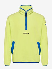 adidas Originals - Adventure Polar Fleece Half-Zip Sweatshirt - podstawowe bluzy - sefrye - 1