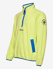 adidas Originals - Adventure Polar Fleece Half-Zip Sweatshirt - podstawowe bluzy - sefrye - 3