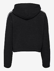 adidas Originals - Adicolor Classics Polar Fleece Full-Zip Hoodie W - fleece - black - 3