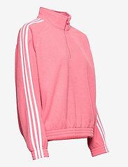 adidas Originals - Adicolor Classics Polar Fleece Half-Zip Sweatshirt W - fleece - hazros - 4