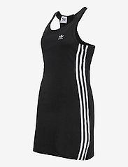 adidas Originals - Adicolor Classics Racerback Dress W - bodycon jurken - black - 3