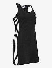 adidas Originals - Adicolor Classics Racerback Dress W - bodycon jurken - black - 4