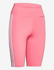 adidas Originals - Adicolor Classics Primeblue High-Waisted Short Tights W - träningsshorts - hazros - 4