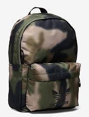 adidas Originals - Camo Classic Backpack - uutuudet - hemp/wilpin/black - 2