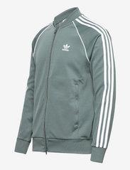 adidas Originals - Adicolor Classics Primeblue SST Track Jacket - basic sweatshirts - bluoxi - 3