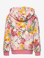 adidas Originals - HER Studio London Floral Hoodie - hoodies - trapnk/multco/black - 1