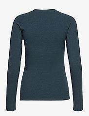 adidas Originals - Fakten Long Sleeve T-Shirt W - topjes met lange mouwen - crname/crenav/white - 2