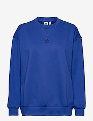 adidas Originals - Adicolor Essentials Sweatshirt W - sweatshirts - boblue - 1