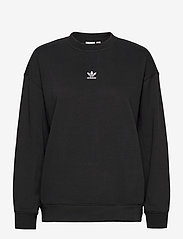adidas Originals - Adicolor Essentials Sweatshirt W - sweatshirts - black - 1