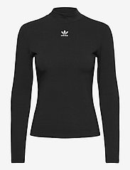 adidas Originals - Adicolor Essentials Long Sleeve T-Shirt W - topjes met lange mouwen - black - 1